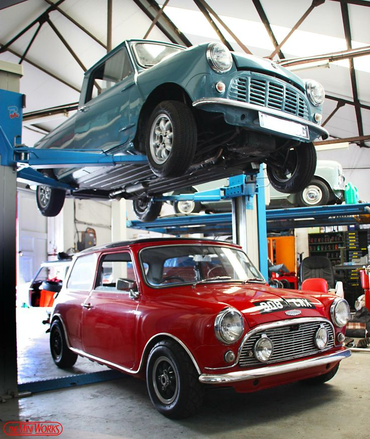 136 best images about mini sprint on pinterest the for Garage sprint auto stains
