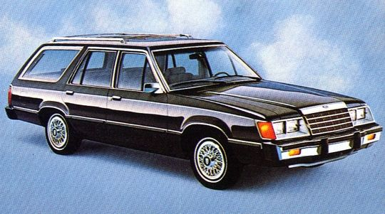 Future Shock: 1985 Ford LTD vs. 1986 Ford Taurus | The Daily Drive | Consumer Guide® The Daily Drive | Consumer Guide®