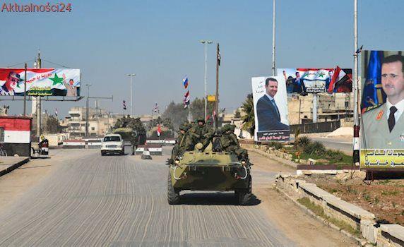 """Rosja chce wysłać wojsko do Syrii. """"Moskwa, Ankara oraz Teheran zamierzają uzgodnić szczegóły porozumienia"""""""