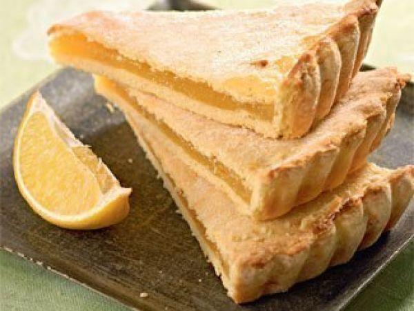Лимонный пирог | Vkusno.co - готовим легко!