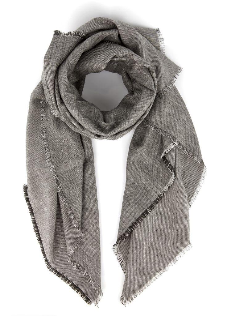 foulard aflyaway gris httpmellowyellowcomfraccessoire textile