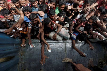 Myanmar accused of crimes against humanity by Human Rights Watch