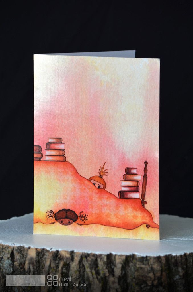 Greeting Card - Laughter