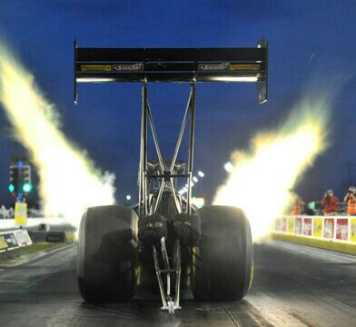 Top fuel at night is killer.