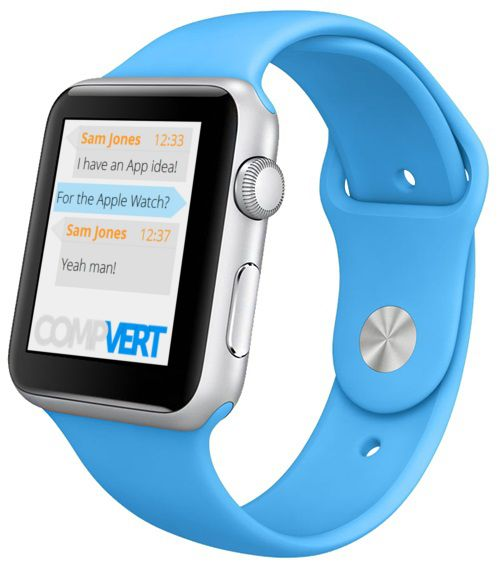 Apple Watch prototyping  Got an Apple Watch app idea but don't know how to proceed? CompVert creates Apple Watch app prototypes and demos. Contact CompVert today and let stakeholders review your prototype. Impress investors and raise money in a more effective and easier way.  CompVert: Knowledge Investors  #CompVert   #KnowledgeInvestors   #Applewatch   #App   #mockup   #Prototypes   #Interactive