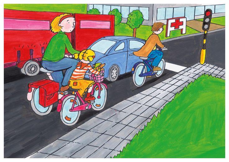 vertelplaat verkeer peuters - Google zoeken