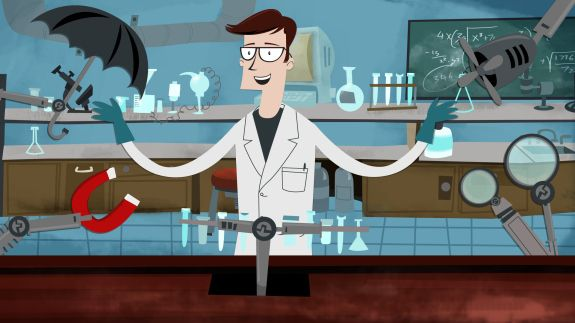 Great blog article from TED-Ed: A guide for using TED-Ed in your chemistry classroom. Summarizes and links to chemistry related instructional videos.
