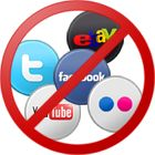 Focalfilter. Block: Twitter, Facebook, YouTube, Ebay, Flickr and more. Get that homework done!