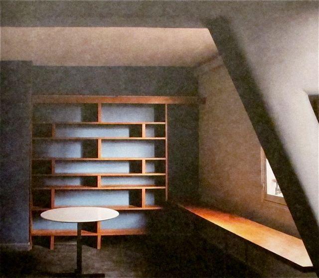 MONDOBLOGO: charlotte perriand une maison a montmartre 1959