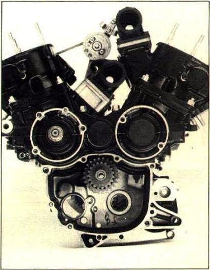 YAMAHA RD 500 LC 47X - 1GE