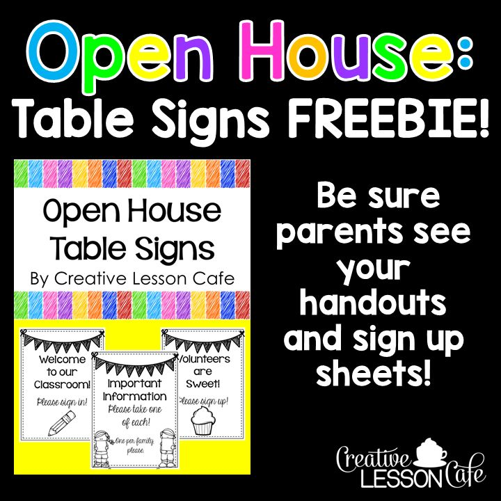 Best 25 Open House Ideas On Pinterest Open House Night Parent