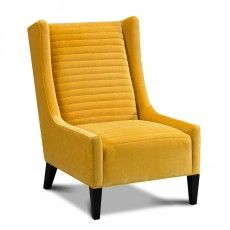 Velvety Gold Chair Available At Bella Casa In Portlandu0027s Pearl District.  Perfect For Your Living