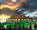 The Broadmoor's Cloud Camp - Colorado