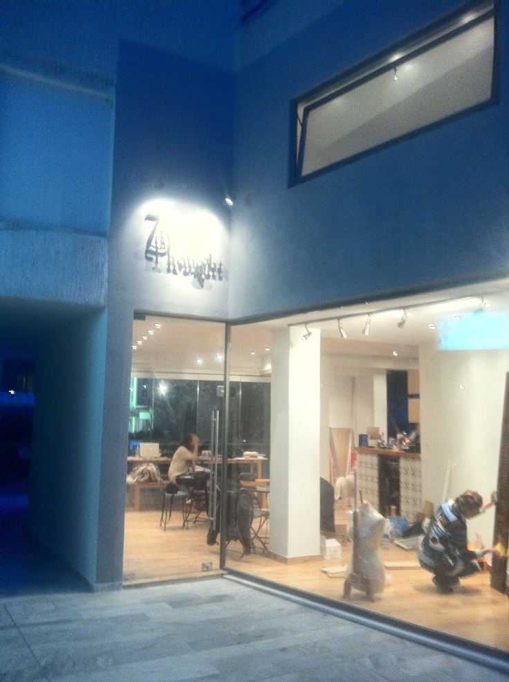 7th thought boutique-bar @Xalandri area,Athens ,Greece