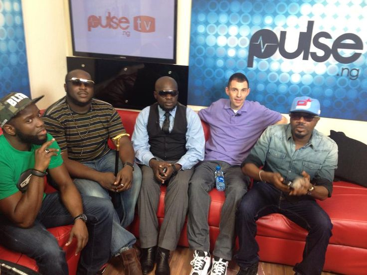 MRSHUSTLE PHOTOS: PULSE NIGERIA WORLD PRESS CONFERENCE WITH TIM WESTWOOD, DJ JIMMY JATT & ELAJOE