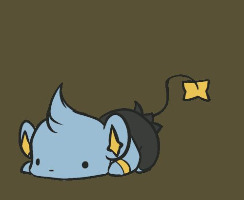 My Luxray's better than yours