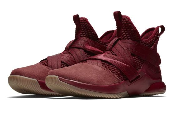 80119c75e5eb Nike LeBron Soldier 12 Team Red Coming Soon The Nike LeBron Soldier 12 is  releasing in