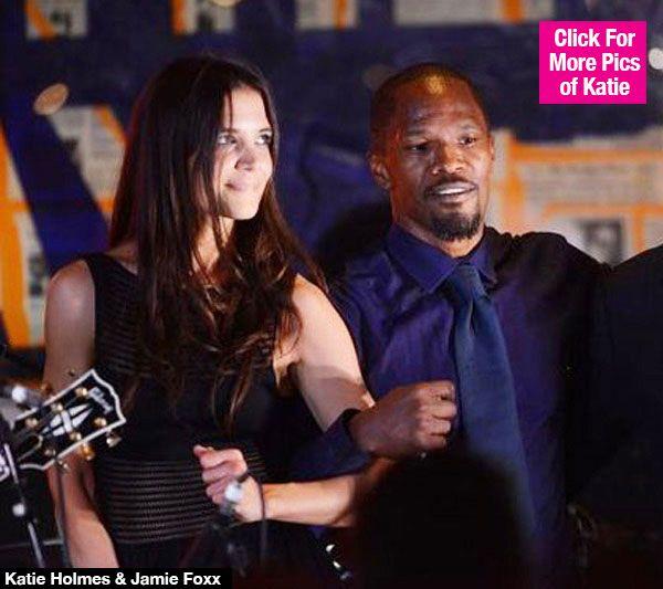Jamie Foxx & Katie Holmes Married: Couple Tie The Knot In Secret Wedding — Report