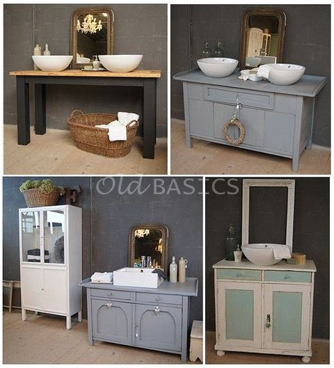 10+ images about OldBASICS  Badkamer on Pinterest  Tes, Brocante and ...