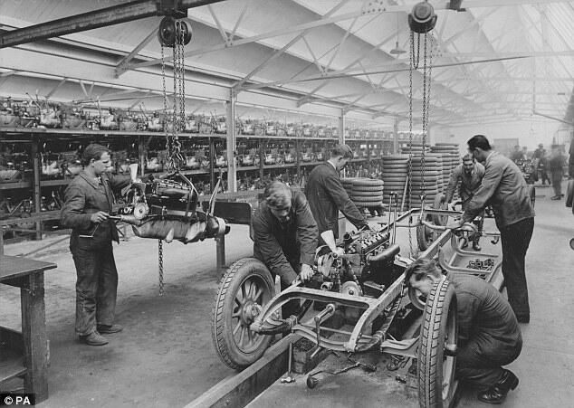 17 Best images about Old American Car Factory Photos on ...