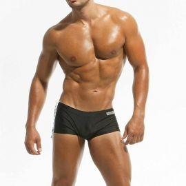 Modus Vivendi Classic Brazil Zwembroek Boxer  Zwart