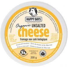 Fresh Organic Unsalted | Happy Days Dairy