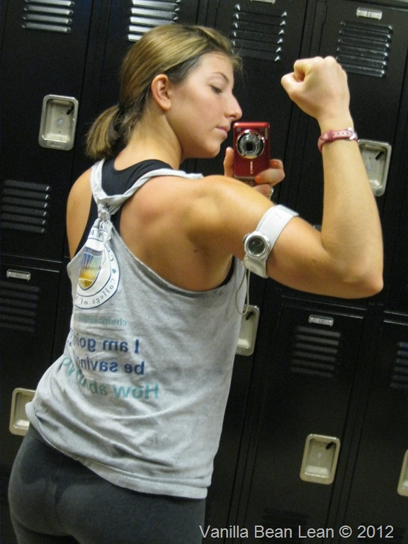 Killer Back workout from Vanilla Bean Lean #livewellnow @GNC #fitfluential