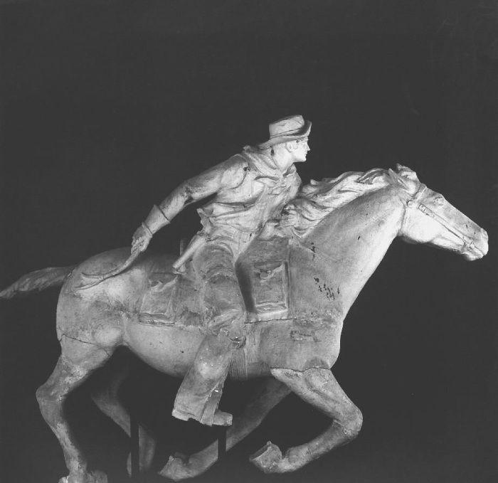 Pony Express, 1951 di Fairbanks Avard