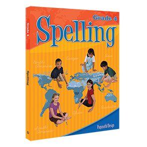 Purposeful Design Spelling Grade 4 Full