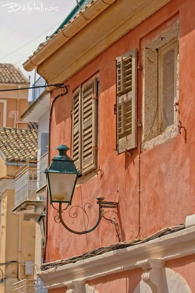 Top  streets to see in Corfu