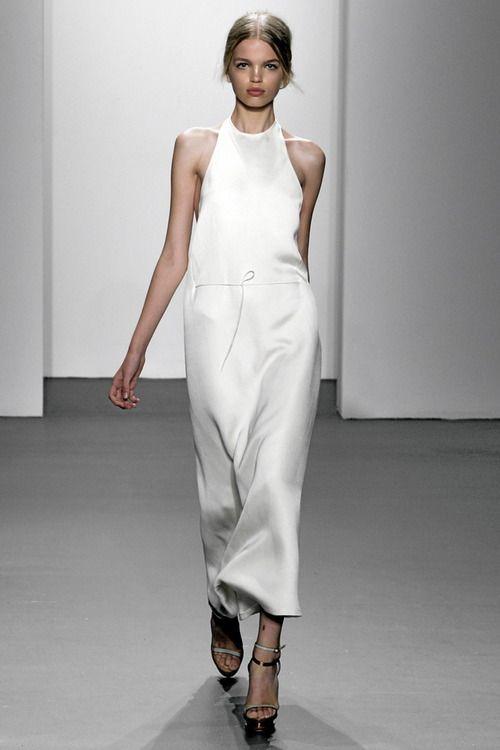 Calvin Klein Spring 2011
