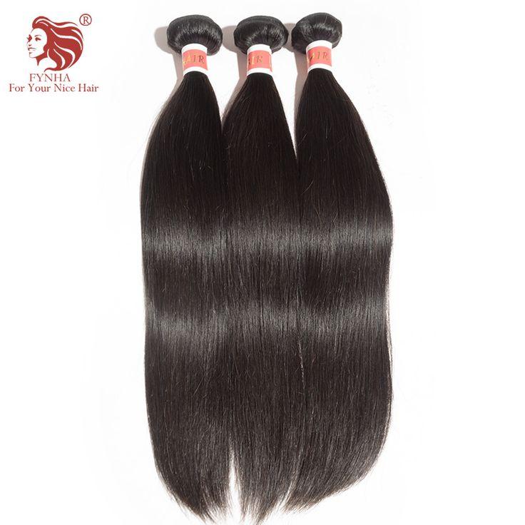 Перуанский девственница Волосы прямые Переплетения 3 шт./лот с mix длина человеческих волос утка машины для вашего хорошего волос 95-100 г/шт.