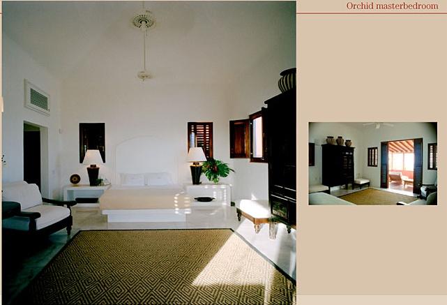 Orchid Master Bedroom