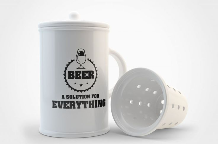 Funny Beer Quote MUG On Sale