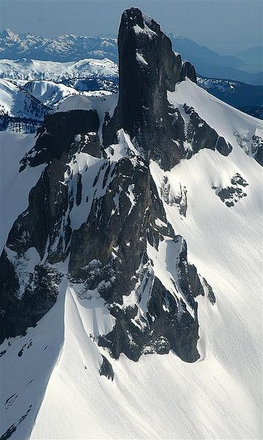 black tusk by millardog, via Flickr  #whistler