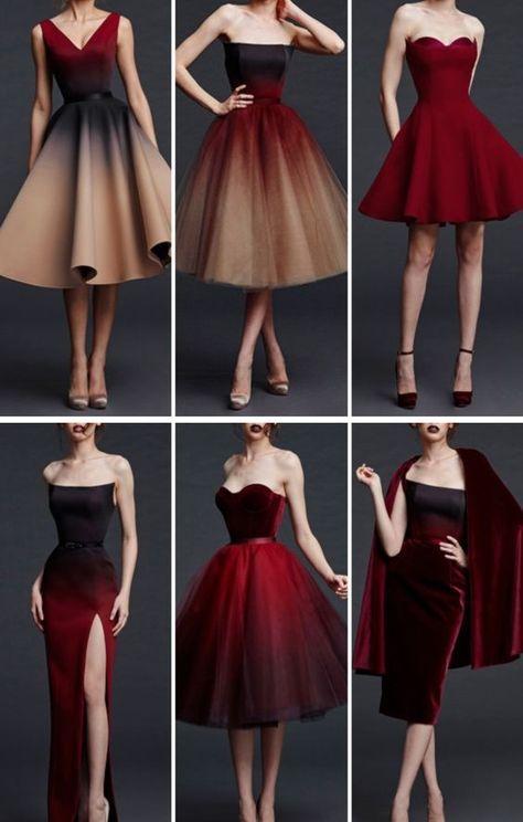 534822d6b 24+ Trendy moda juvenil vestidos largos