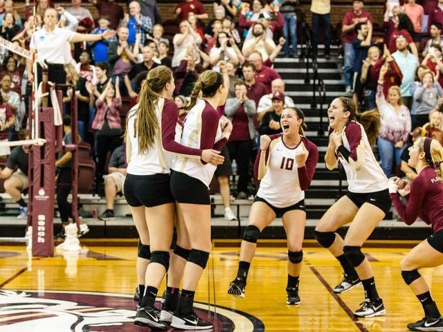 Volleyball Advances To Sweet 16 Women Volleyball Volleyball Sweet 16