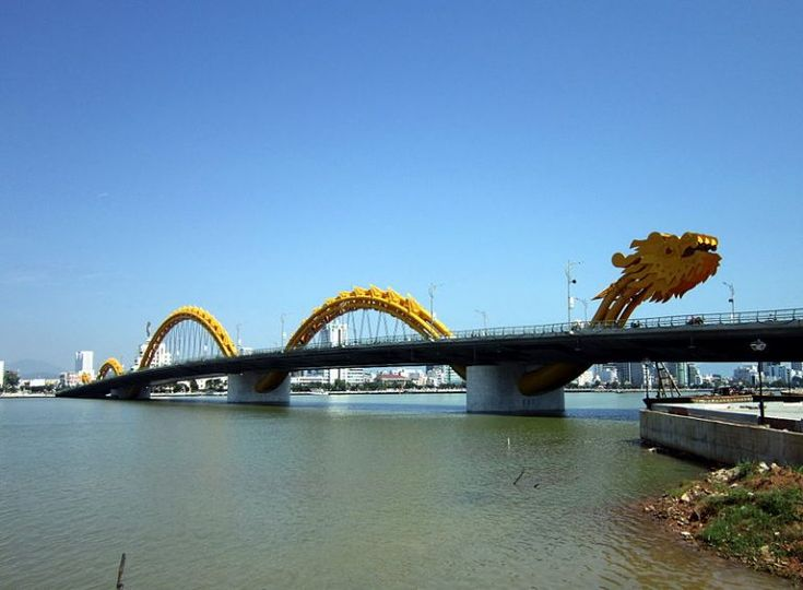 Vietnamese Bridge is Nothing, But a Giant Dragon That Releases FIRE! - Games, Movies,Softwares, Latest news, many more.