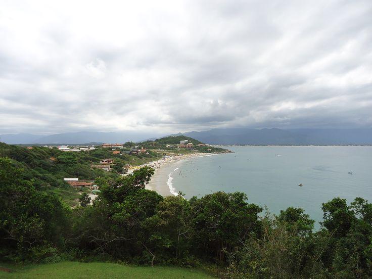 Praia de Cima - Pinheira - Janeiro de 2013