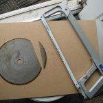 Making an ulu knife from a circular saw blade – a visual tutorial – catjuggling.com