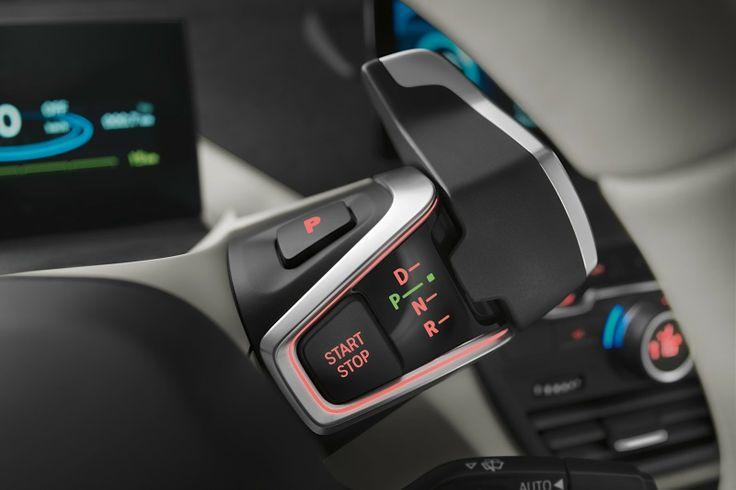 BMW i3 Drive Gear