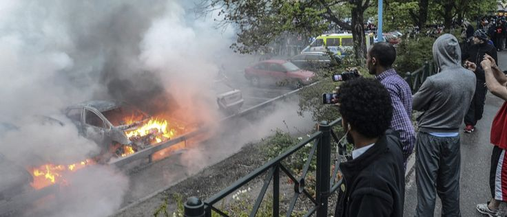 Swedish Police Release Extensive Report Detailing Control Of 55 'No-Go Zones' By Muslim Criminal Gangs  Photo of Matt Danielsson MATT DANIELSSON   Read more: http://dailycaller.com/2014/11/02/swedish-police-release-extensive-report-detailing-control-of-55-no-go-zones-by-muslim-criminal-gangs/#ixzz3rjPC9x14  Swedish police have ceded control over 55