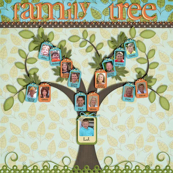 Digital: Family Tree                                                                                                                                                                                 Más