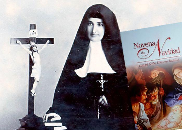 Inspirada en melodías ecuatorianas Berthilda Samper Acosta en la soledad de su convento creó la novena de aguinaldos que lleva un siglo rezándose