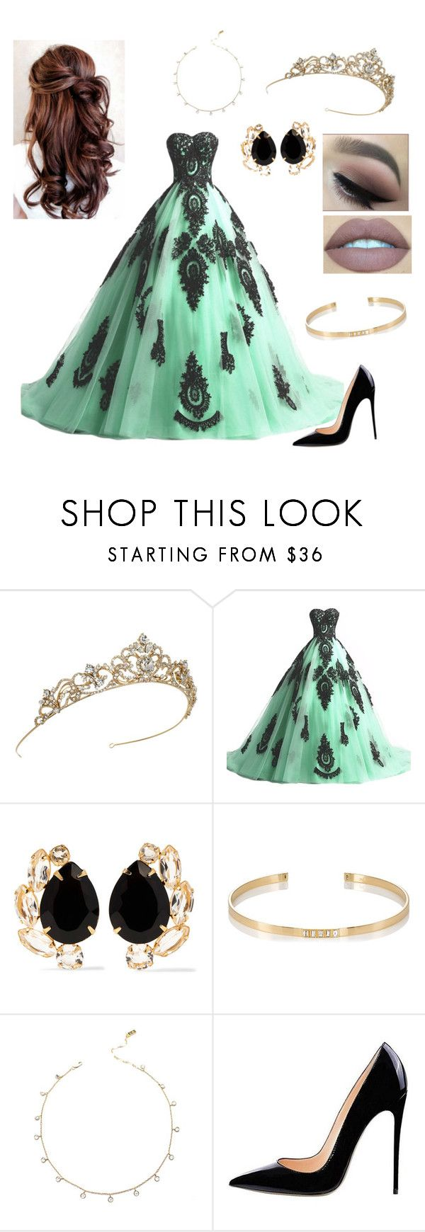 """""""Untitled #128"""" by crazychickadrianna ❤ liked on Polyvore featuring Bounkit and Ileana Makri"""