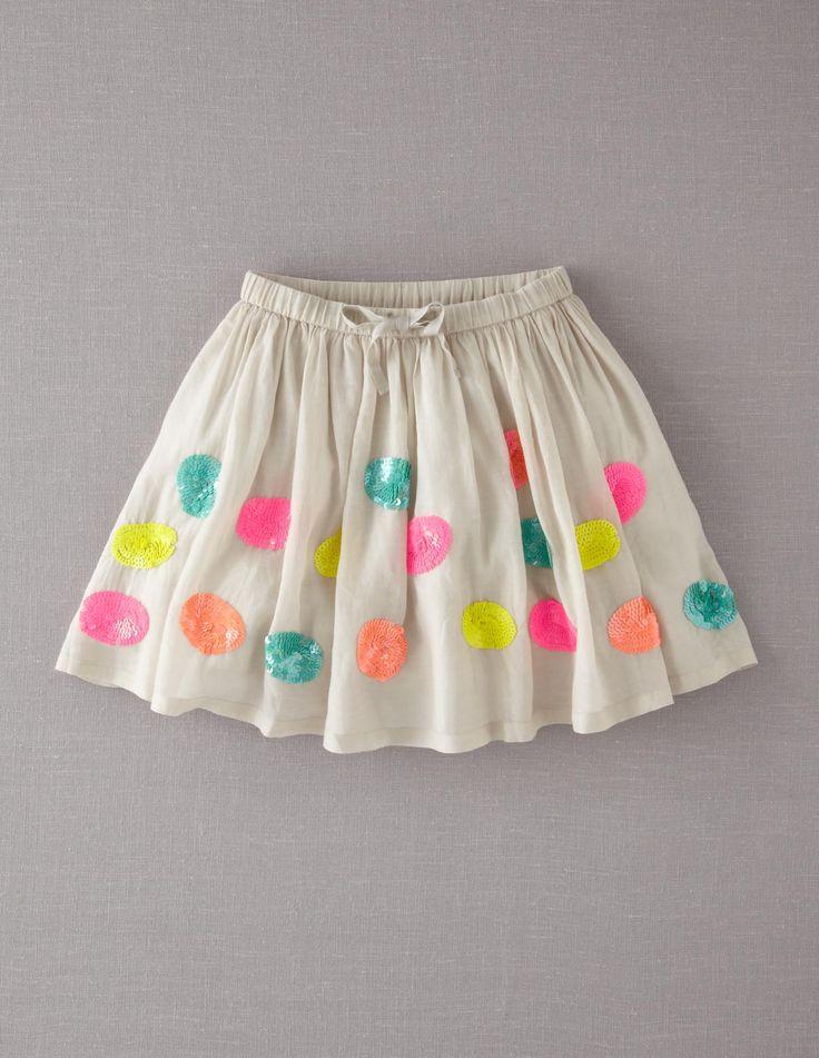 Fizzy Sequin Skirt