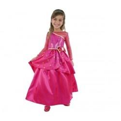 CESAR Barbie aprendiz de princesa - mangas largas - 8/10 años - UKA Digital