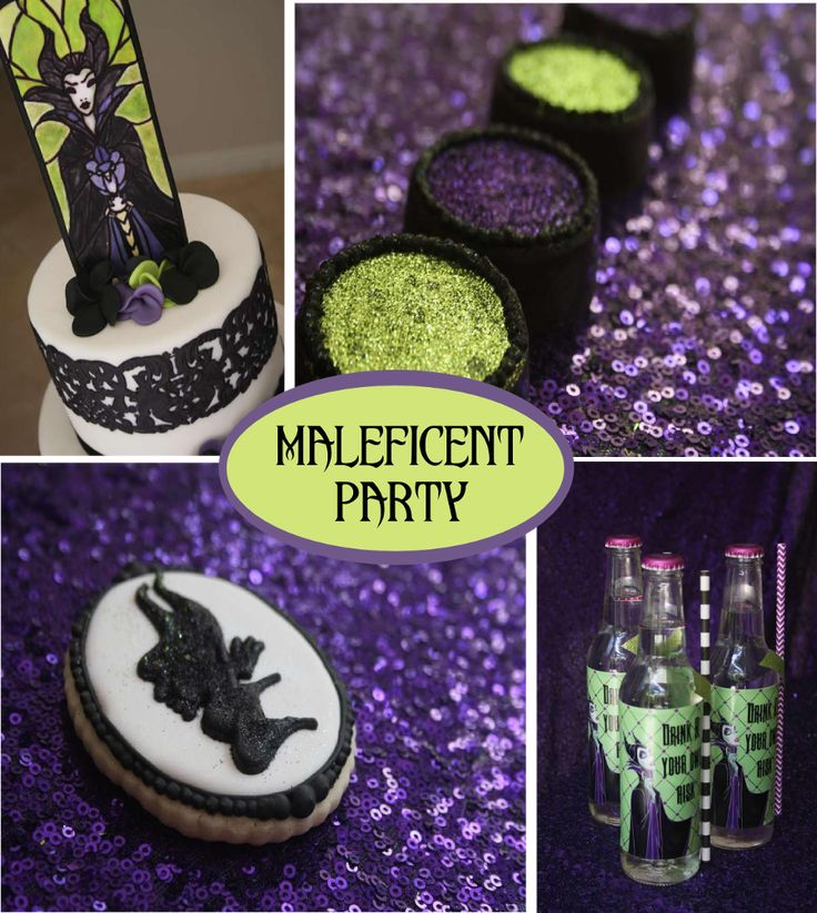 malificent cakes - Google Search
