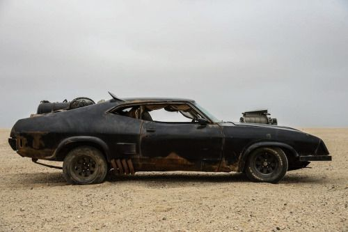 mirkokosmos:  Max's Interceptor [1974 XB Ford Falcon Coupe]
