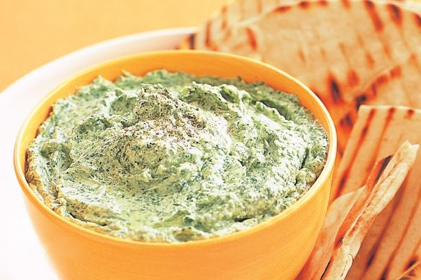 Begin your dinner party with this luscious, creamy dip. You can make it up to 2 days ahead.